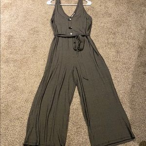 Blu Pepper Jumpsuit Sz Medium